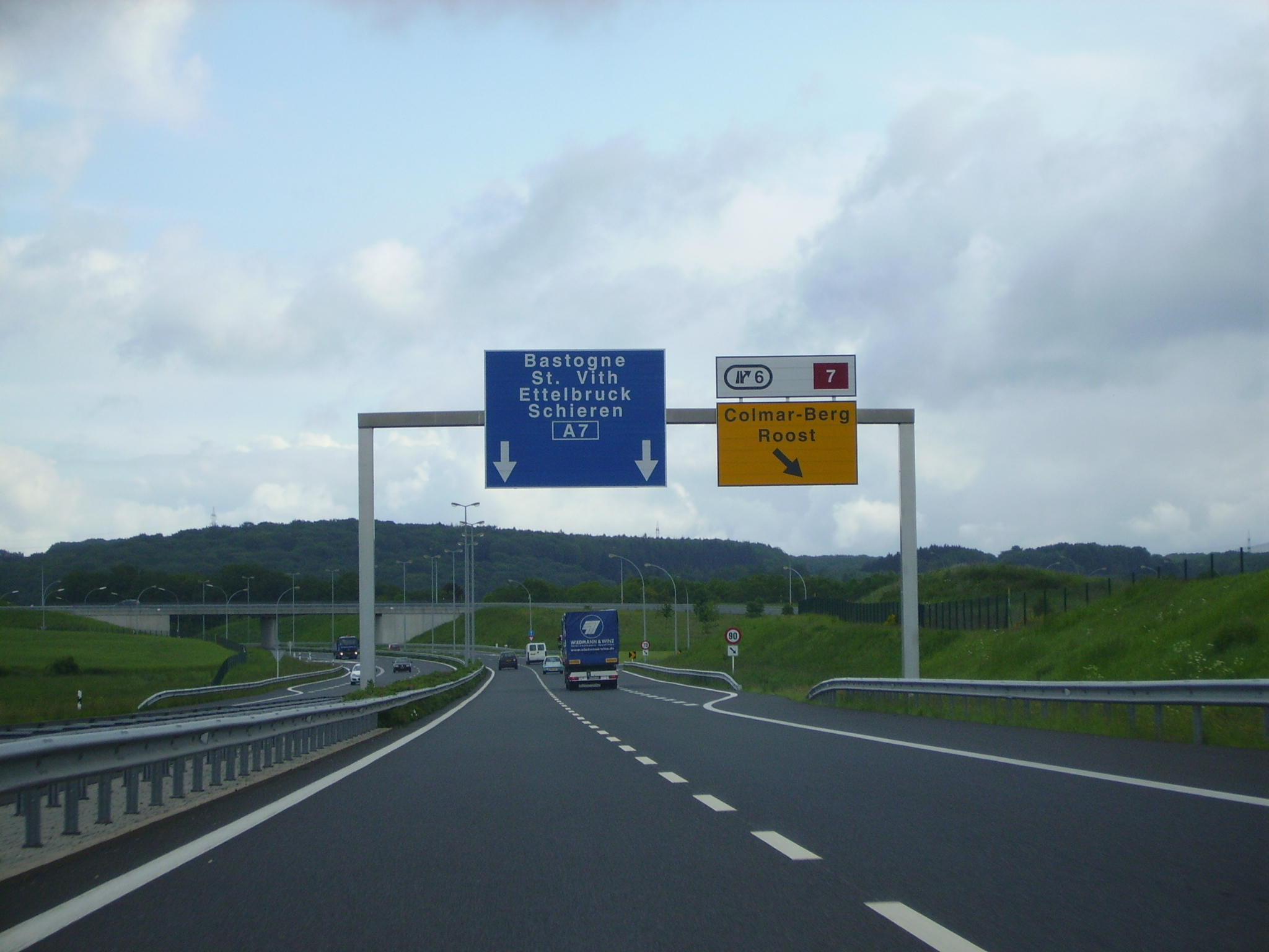 Autoroute luxembourgeoise A7