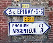 95 Montmagny fleches D193-D311