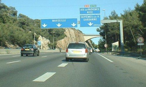 Autoroute française A517