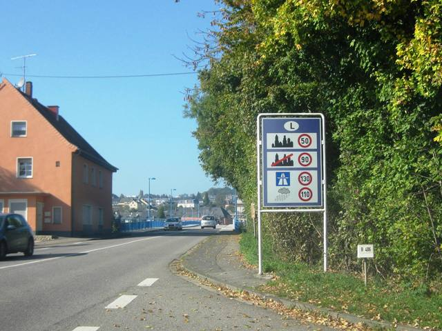 Route nationale luxembourgeoise 2