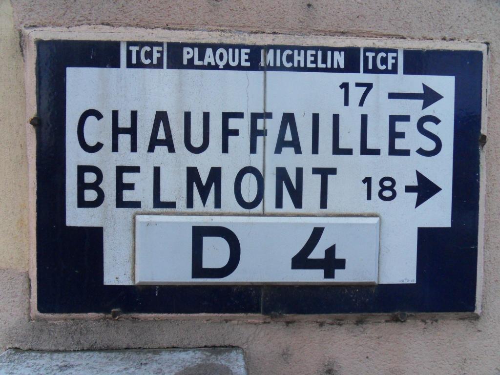 Route départementale française D4 (42)