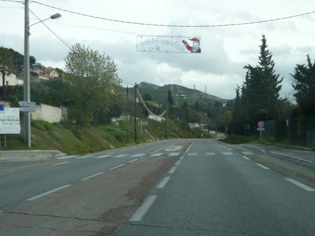 Route départementale française D4a (13)