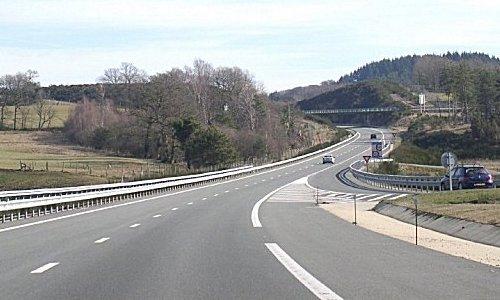 Autoroute française A89