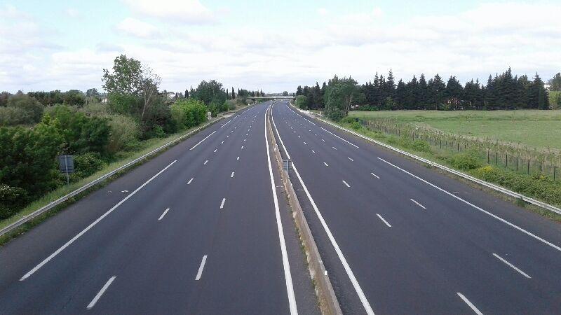 Autoroute française A9 (Itinéraire)