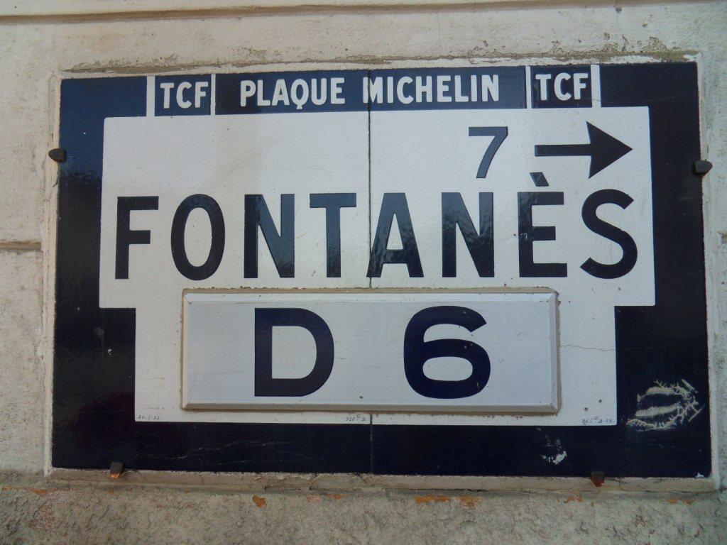 Route départementale française D6 (42)
