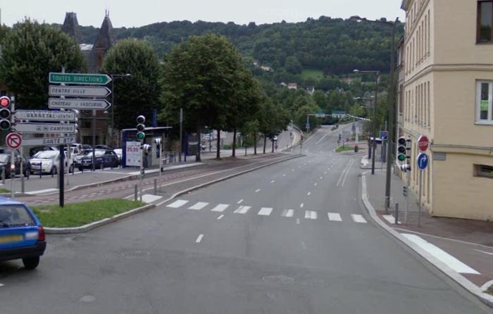 Route nationale française 2028