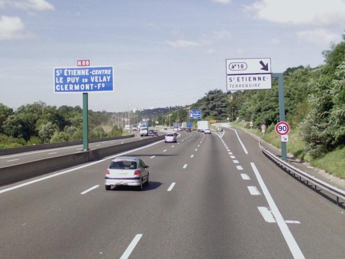 Autoroute française A47 (Ancien numéro)