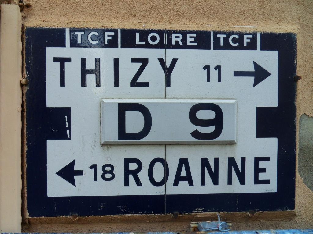 Route départementale française D9 (42)