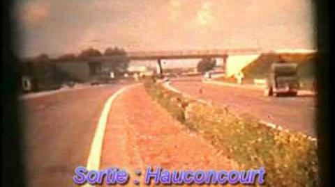 Naissance de l'autoroute A31