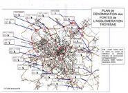 Rocade de Troyes - Portes