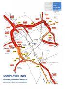 Rocade de Troyes - Comptage