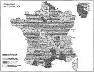 Réforme de 1972 - Déclassement 01-01-1974