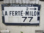 Plaque Michelin 60D077 - Marolles-936B