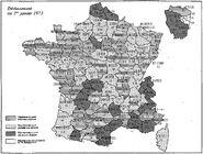 Réforme de 1972 - Déclassement 01-01-1973