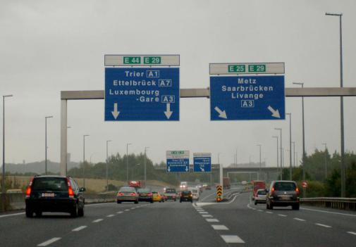 Autoroute luxembourgeoise A1