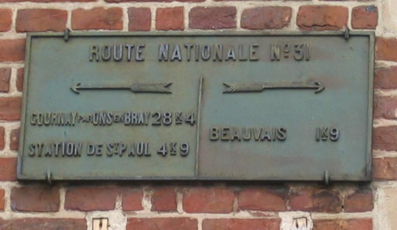 Route nationale française 31