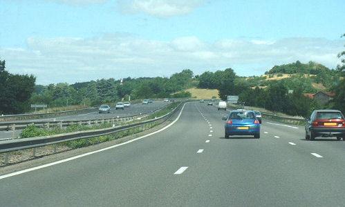 Autoroute française A72