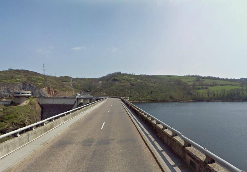Route départementale française D18 (42)