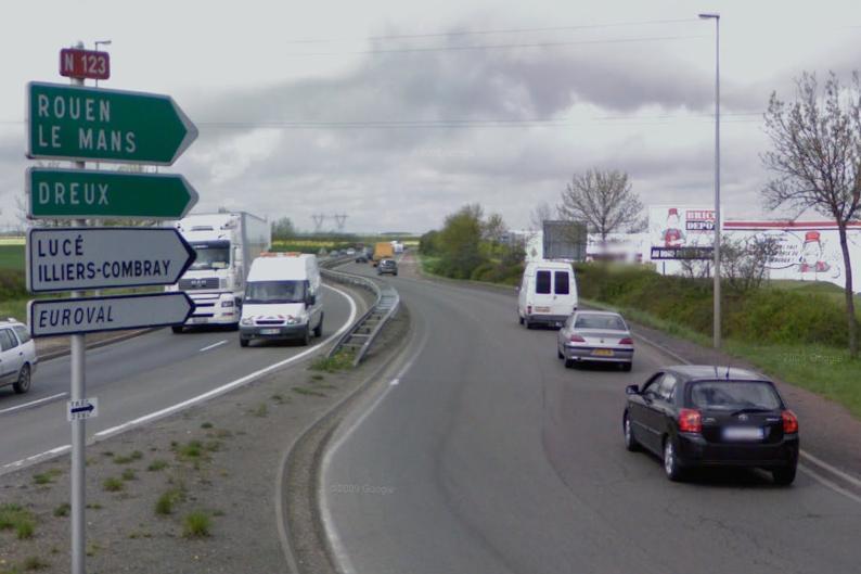 Route nationale française 123