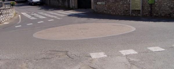 Carte de localisation des giratoires des Bouches-du-Rhône (13)