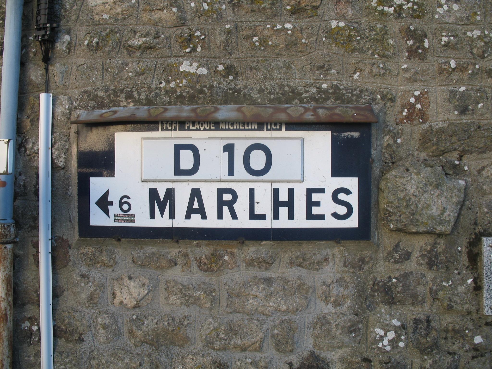Route départementale française D10 (42)