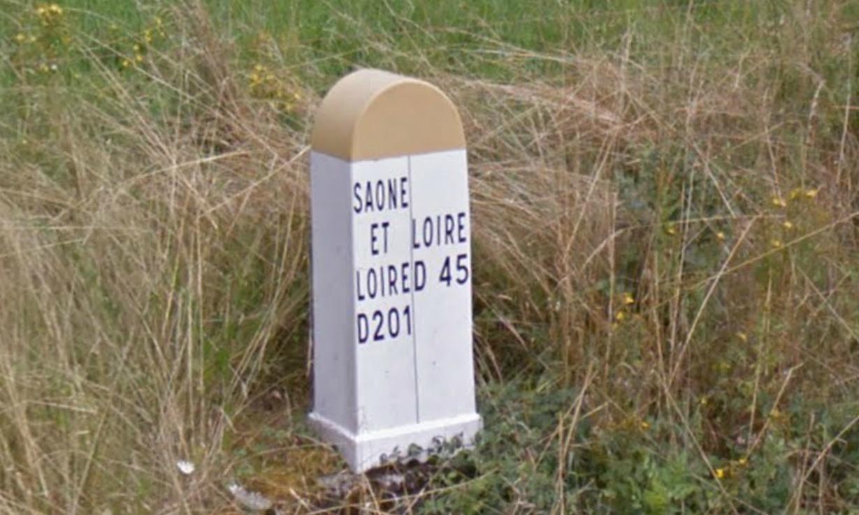 Route départementale française D45 (42)