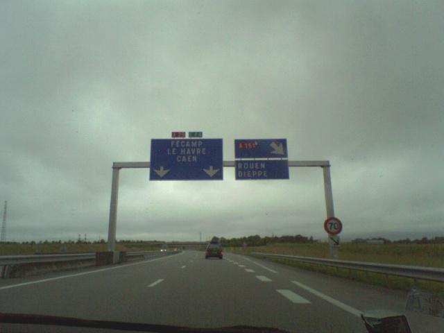 Autoroute française A151