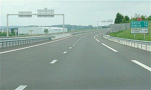 Route nationale française 12 (Itinéraire)
