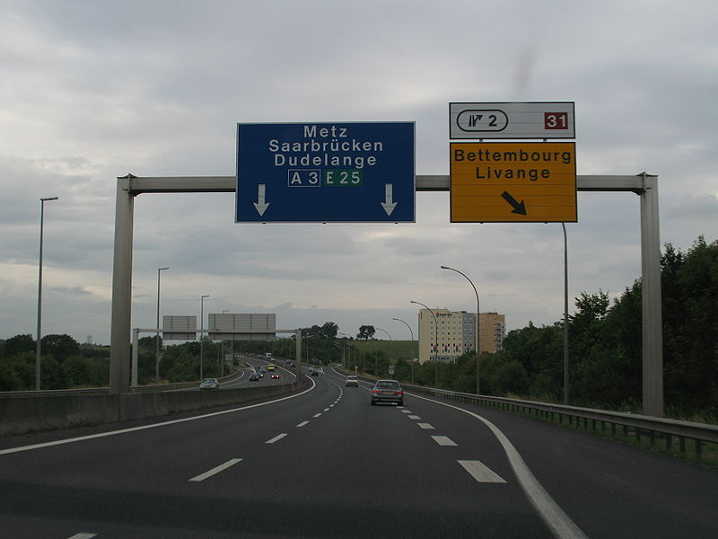 Autoroute luxembourgeoise A3