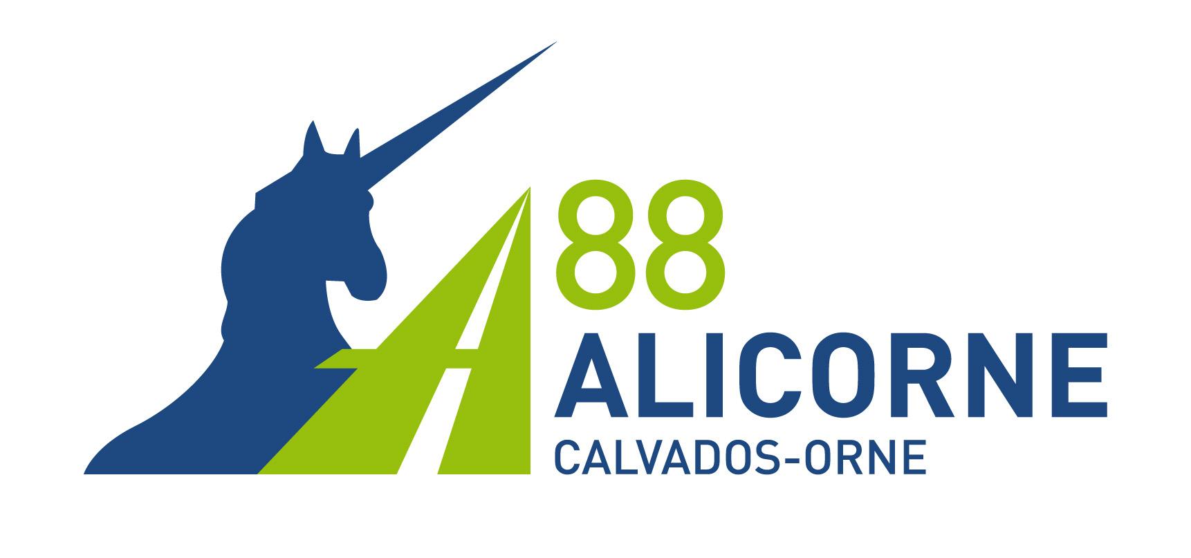 Autoroute française A88 (Aires)