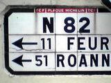 Route nationale française 82