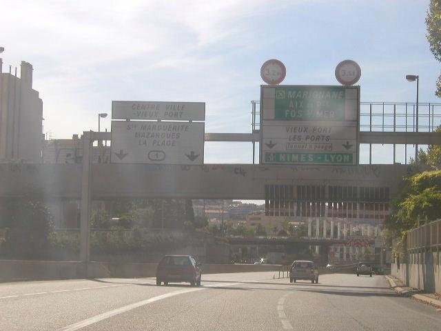 Autoroute française A50 (Ancien tronçon)
