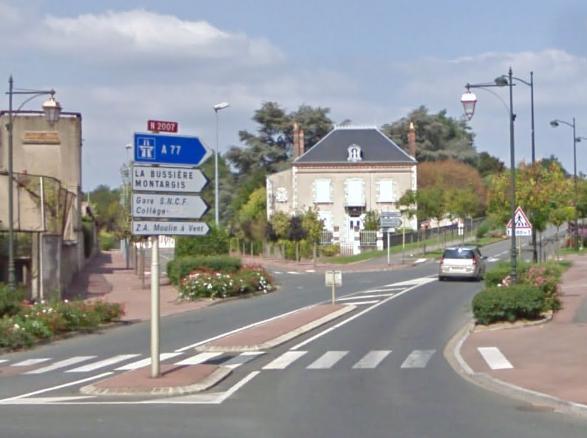 Route nationale française 2007