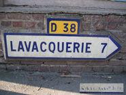Plaque direction 60D038 - Croissy