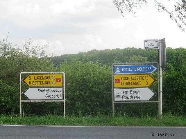 Route nationale luxembourgeoise 4