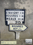 Plaque Michelin 60D020 - Boullarre-df