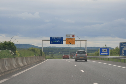 Autoroute luxembourgeoise A13