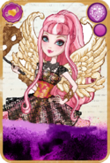 C.A. Cupid Thronecoming Card