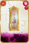 Apple White's Magic Mirror Card