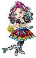 Profile art - Princess Friend Toddler Madeline