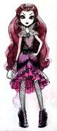 Book art - Raven Queen4
