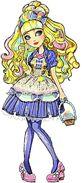 Profile art - Just Sweet Blondie