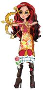 Profile art - Archery Club Rosabella
