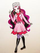 Raven Queen - Christmas (devilkaoniy)