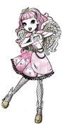 Melissa Yu book art - Cupid