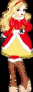 Apple White - Christmas (alphacobalt44 Non-Scribbled)