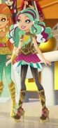 Dragon Games - Madeline's dragon games outfit