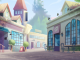 Village of Book End