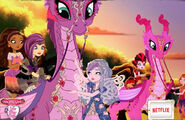Dragon games Farrah Rest