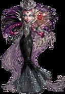Profile art - Evil Raven Queen HD